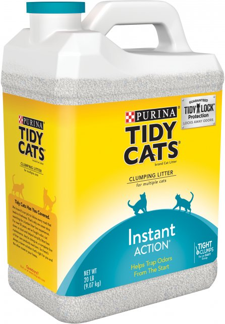 Purina Tidy Cats Instant Action 9 kg -kissanhiekka
