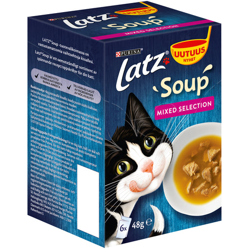 Latz Soup Mixed Selection 6 x 48 g