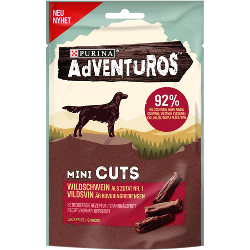 AdVENTuROS mini Cuts 70 g