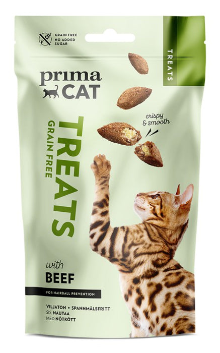 PrimaCat Treats Crunchy Anti-hairball 40 g