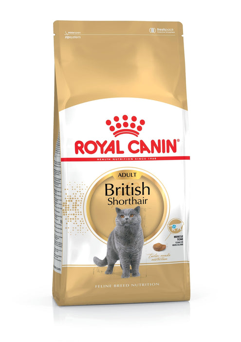 Royal Canin Feline British Shorthair Adult Dry 2 kg