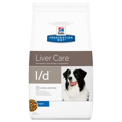 Hill's Canine l/d Liver Care Dry 2 kg