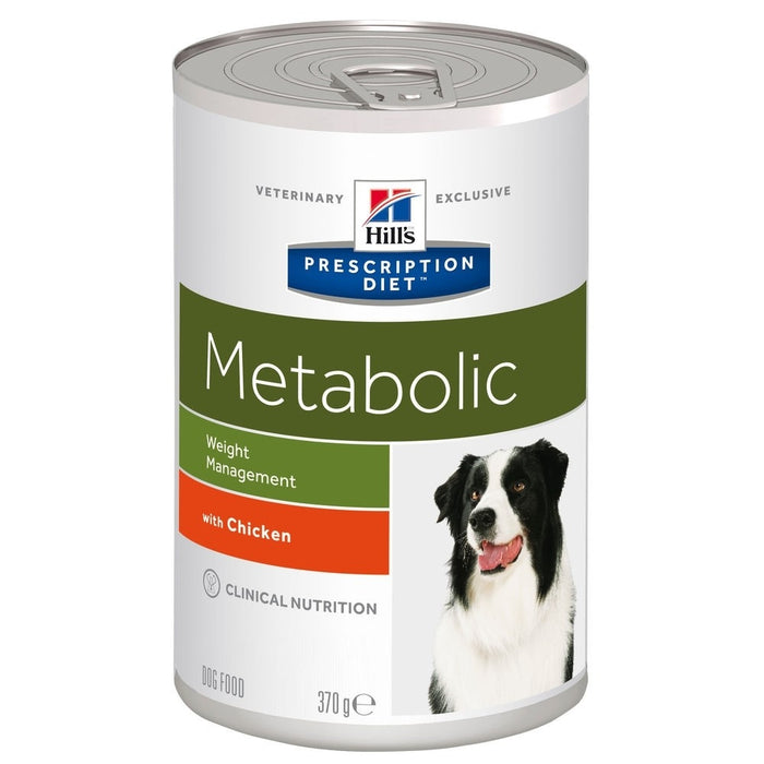 Hill's Canine Metabolic Wet 12 x 370 g