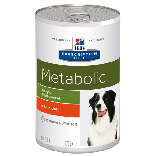 Hill's Canine Metabolic Wet 24 x 370 g