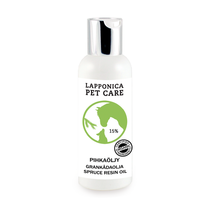 Lapponica Pet Care Pihkaöljy 15% 30 ml