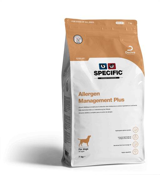 Specific CΩD-HY Allergen Management Plus Dry 7 kg