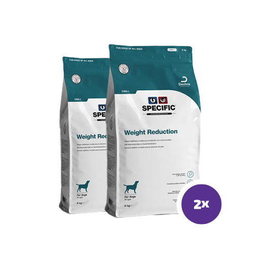 Specific CRD-1 Weight Reduction Dry 2 x 12 kg