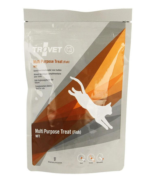Trovet MFT Kala Multi Purpose Treats kissalle 75 g