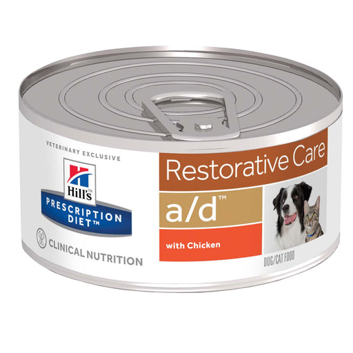Hill's Canine/Feline a/d Restorative Care Wet 24 x 156 g
