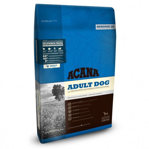 Acana Adult Dog koiralle 11,4 kg