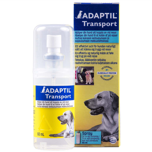 Adaptil Transport feromonisuihke 60 ml