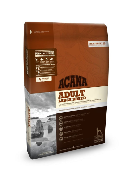 Acana Adult Large Breed koiralle 11,4 kg