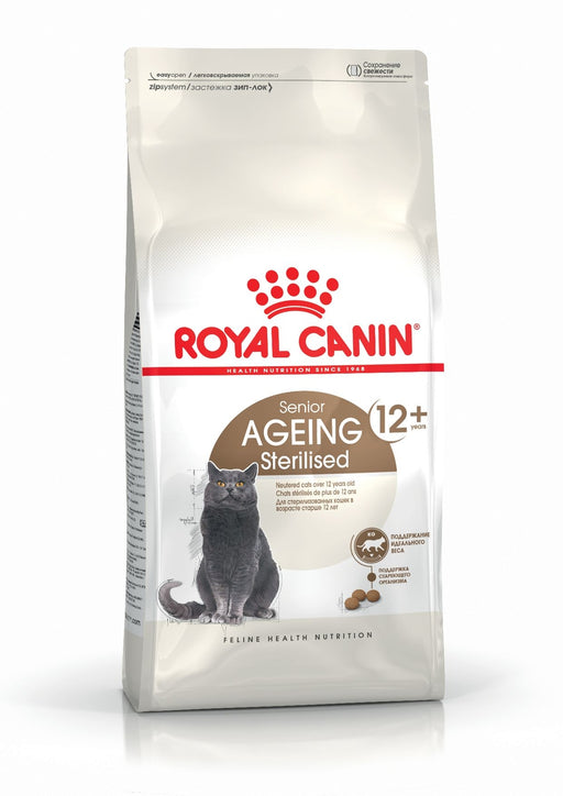 Royal Canin Feline Ageing Sterilised 12+ 400 g