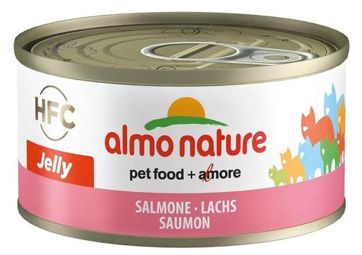 Almo Nature HFC Jelly Lohi 24 x 70 g