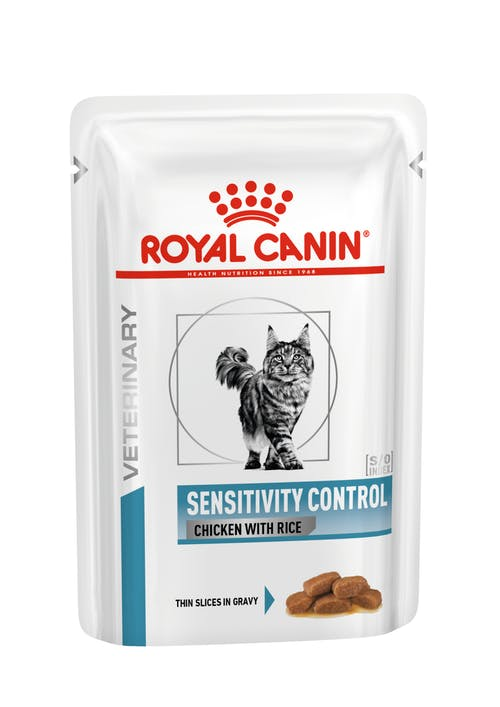 Royal Canin Feline Sensitivity Control Chicken Wet 12 x 85 g