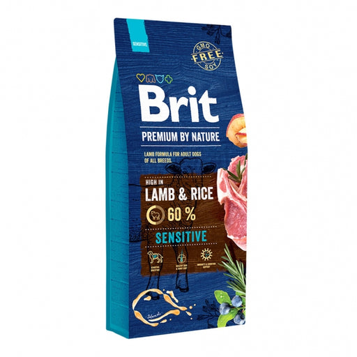 Brit Premium By Nature Sensitive Lammas 8 kg