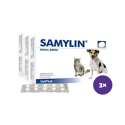 Samylin Small Breed 3 x 30 tabl