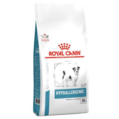 Royal Canin Canine Hypoallergenic Small Dog Dry 3,5 kg