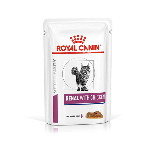 Royal Canin Feline Renal Chicken Wet 12 x 85 g