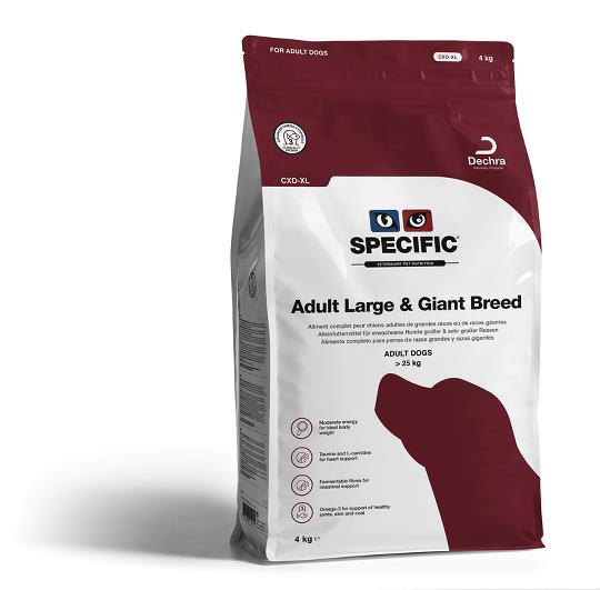 Specific CXD-XL Adult Large & Giant Breed Dry 12 kg