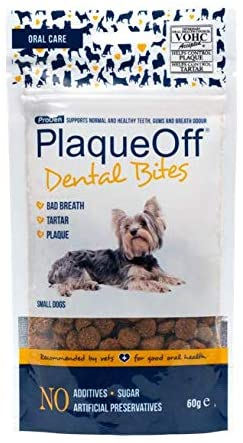 PlaqueOff Dental Bites 150 g