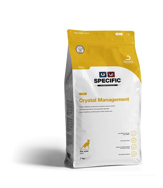Specific FCD-L Crystal Management Light Dry 2 kg