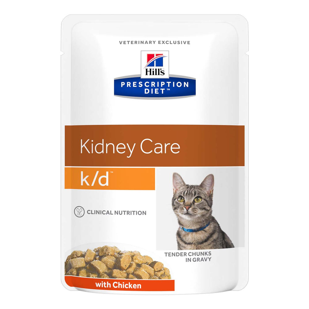 Hill's Feline k/d With Chicken Wet 85 g