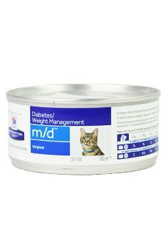 Hill's Feline m/d Diabetes/Weight Management Wet 156 g