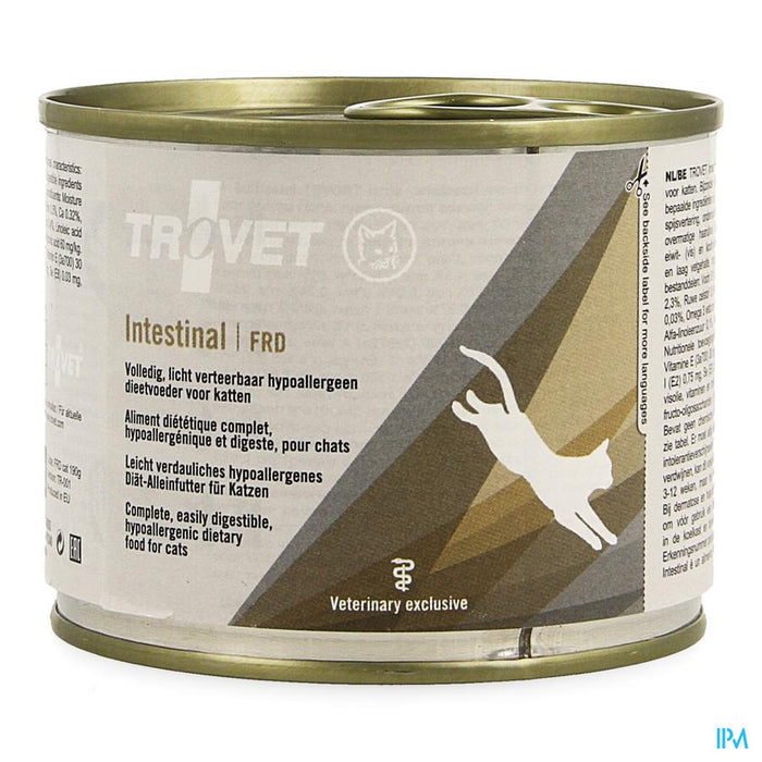 Trovet FRD Intestinal Wet kissalle 6 x 190 g