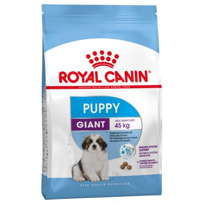 Royal Canin Canine Giant Puppy Dry 3,5 kg