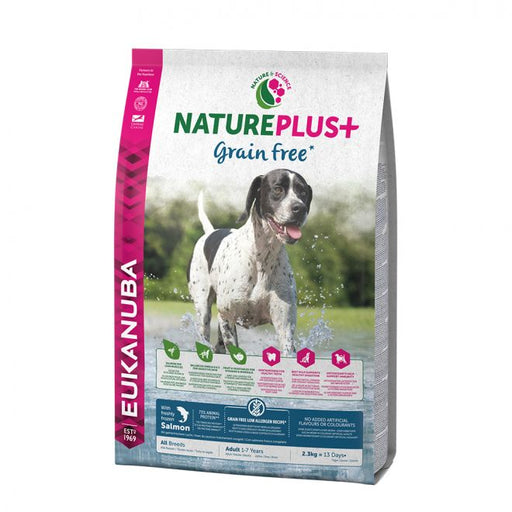 Eukanuba Canine NaturePlus+ Grain Free Adult 2,3 kg