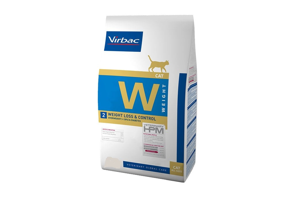 Virbac HPM Weight Loss & Control Cat 7 kg TARJOUS 1/2021