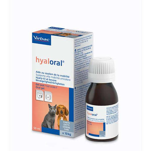 Hyaloral geeli 50 ml