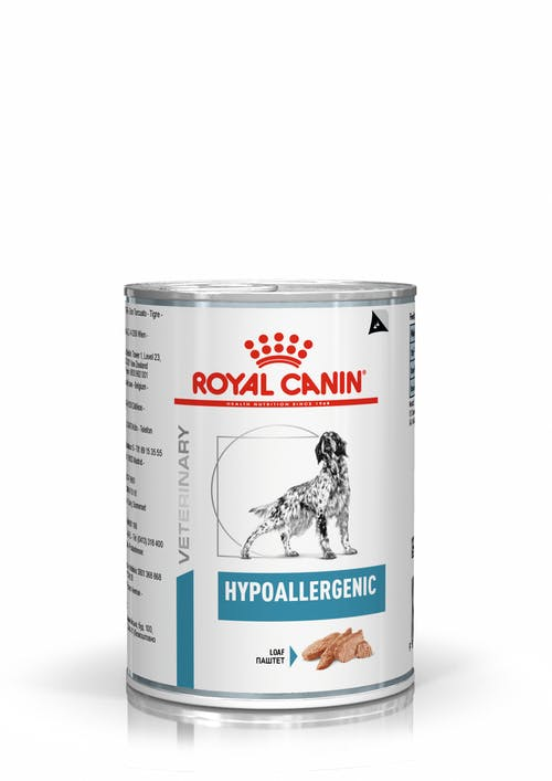 Royal Canin Canine Hypoallergenic Wet 12 x 400 g