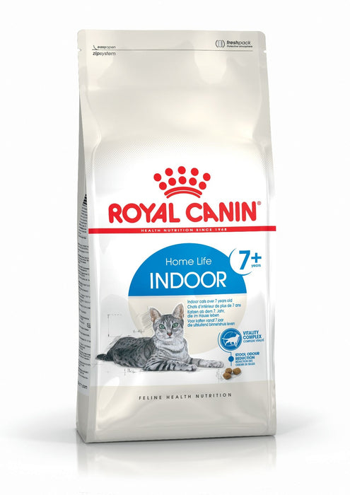 Royal Canin Feline Indoor 7+ Dry 400 g
