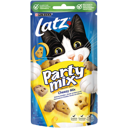 Latz Party Mix Cheezy Mix 60 g