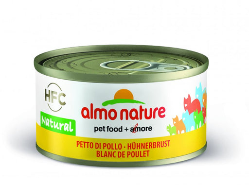 Almo Nature HFC Natural Kananrinta 24 x 70 g