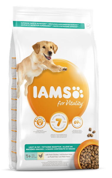 Iams Canine Light in Fat 12 kg