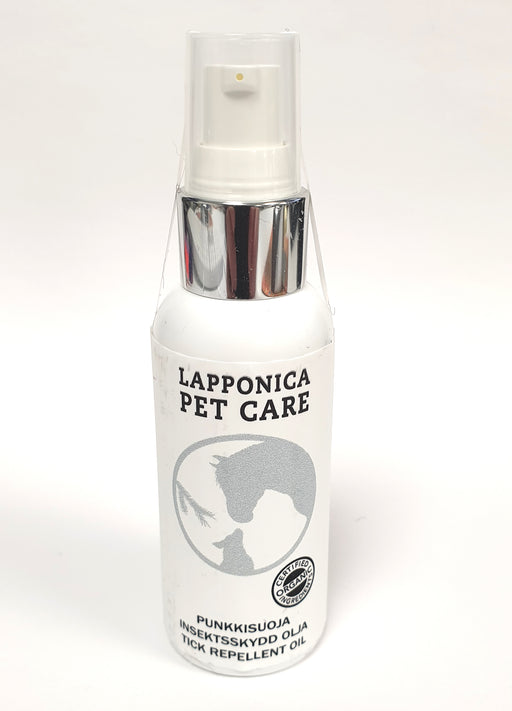 Lapponica Pet Care Punkkisuojaöljy 60 ml