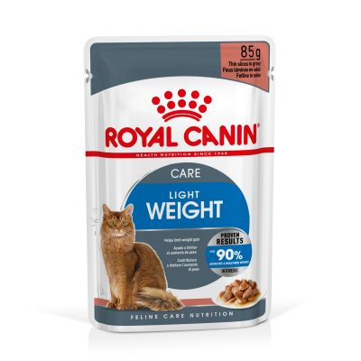 Royal Canin Feline Light Weight Care in Gravy 12 x 85 g