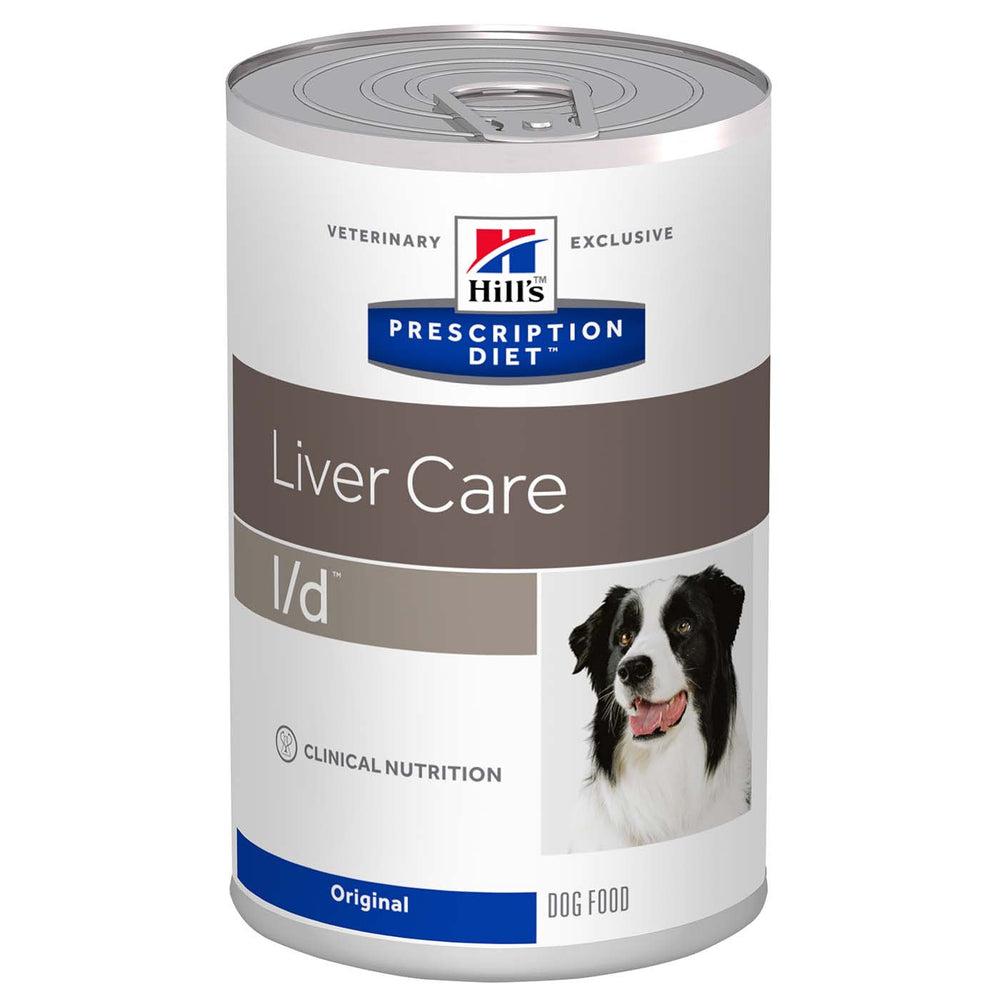Hill's Canine l/d Liver Care Wet 12 x 370 g