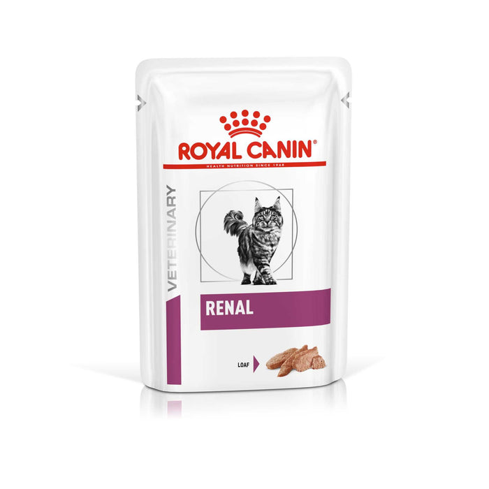 Royal Canin Feline Renal Loaf Wet 12 x 85 g