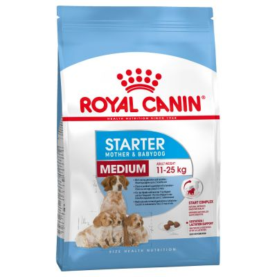 Royal Canin Canine Medium Starter Dry 4 kg