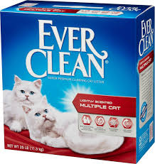 EverClean Multiple Cat kissanhiekka 6 L