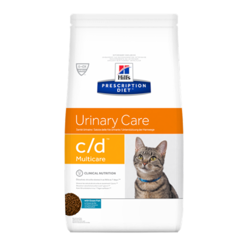 Hill's Feline c/d With Ocean Fish Dry 1,5 kg