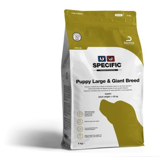 Specific CPD-XL Puppy Large & Giant Breed Dry 4 kg
