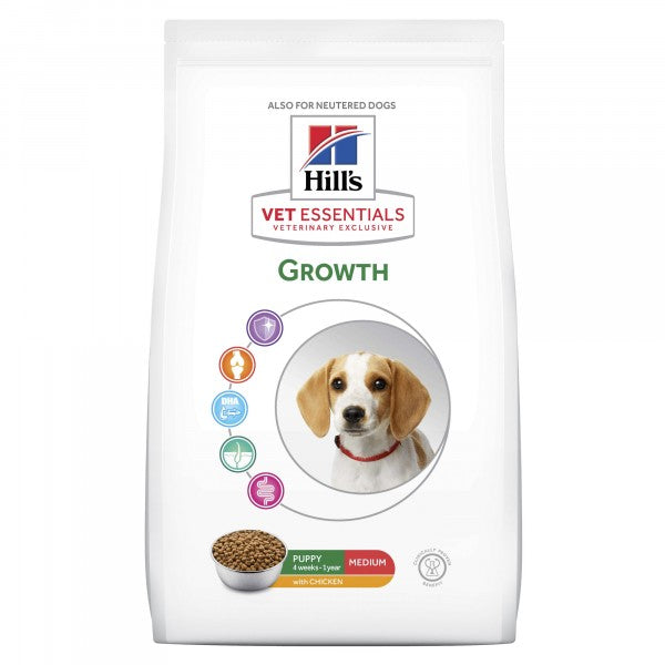 Hill's Vet Essentials Puppy Growth Medium 2 kg