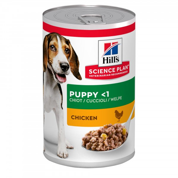 Hill's SP Puppy Medium märkäruoka 12 x 370 g