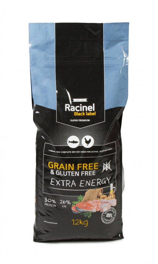 Racinel Black Label Extra Energy 12 kg