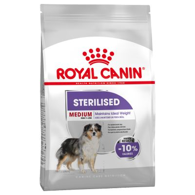 Royal Canin Canine Sterilised Medium Dry10 kg